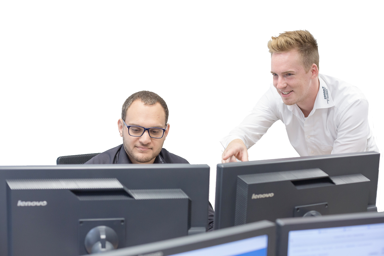 connecT IT AG Siegen IT-SERVICE