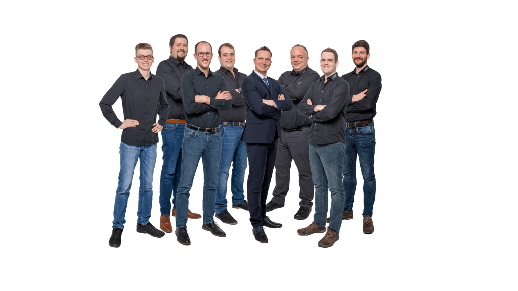 connecT Gruppenfoto Service & Support